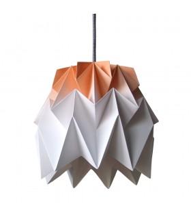 LAMPA ORIGAMI KIKI GRADIENT PORTOCALIU - M