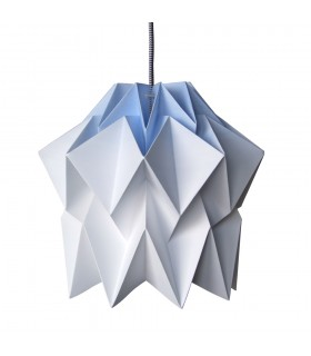 KUKI ORIGAMI LAMP - BLUE GRADIENT - M SIZE