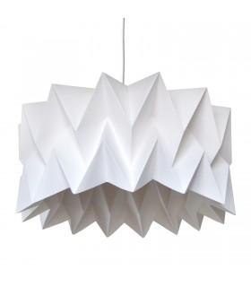 Bu origami lamp white - L