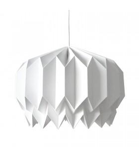TULIP ORIGAMI LAMP - WHITE