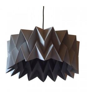 Bu origami lamp gray - L